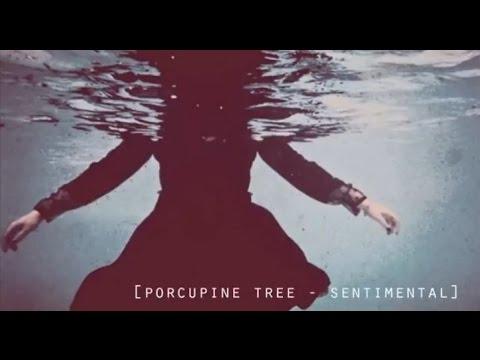 Porcupine Tree - Sentimental + Lyrics