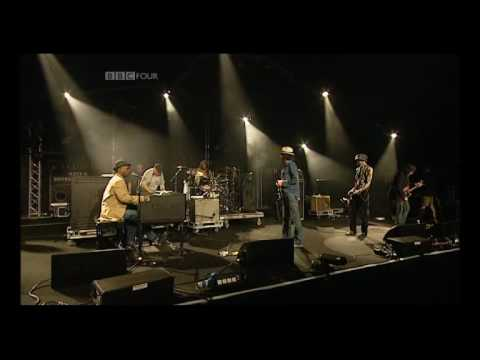 BOOKER T. - Cambridge Folk Festival August 1st 2009 BBC4 PART 1 of 4 Video