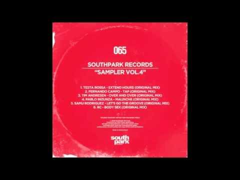 Body Sex ( Original Mix ) Soutpark Records - Jose RC