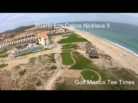 Puerto Los Cabos Nicklaus Golf Mexico Tee Times