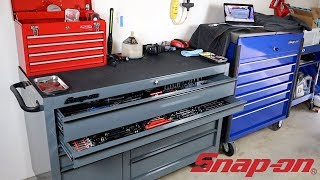 SNAP-ON WEDNESDAY - Some New Tools, I Got the Toaster!