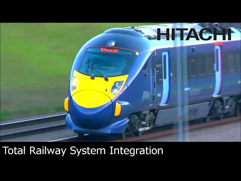 Total Railway System Integrator -Hitachi's Rail Systems Business- Hitachi