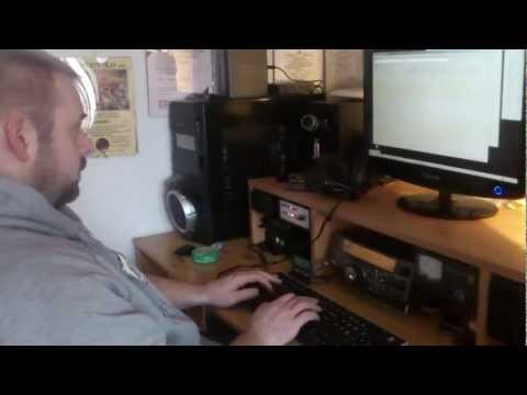 VLOG Amateur Radio Contest - CQWW SSB 2012 SN5V+ SOME QSOs