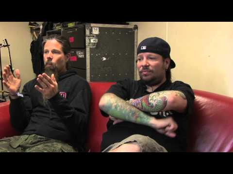 Lamb Of God interview - Chris and Willie Adler (part 5)