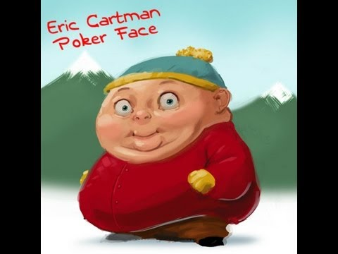 Eric Cartman Poker Face FULL SONG (parody) Video
