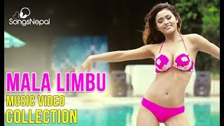 Hit Nepali Songs Collection of HOT MALA LIMBU | Mala Limbu Music Video 2019 (Best Videos)