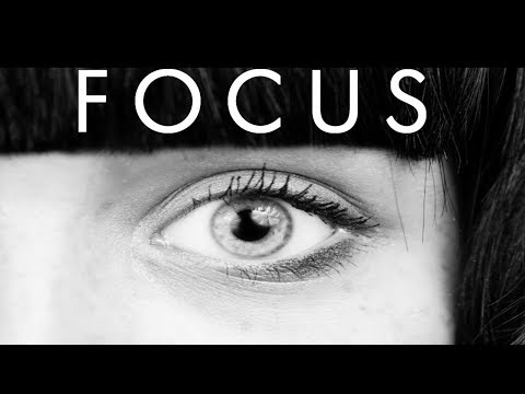 Three Ways to MASTER the Skill of FOCUS (We Attract What We Focus On!) Law of Attraction