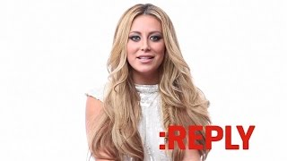 Aubrey O'Day - ASK:REPLY