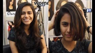 Angel in Salon Epi # 01 (Long to Short Haircut)