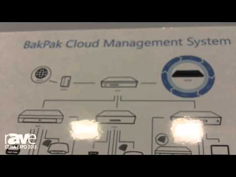 CEDIA 2015: Pakedge Debuts BakPak 3.0 Cloud Management System With AI Algorithm, Triflex Technology