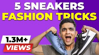 How STYLISH Men Wear Sneakers | Build your own Sneaker Collection in India | BeerBiceps Men's Style