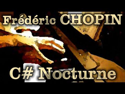 Шопен Фредерик - Nocturne In C Sharp Min Op Post