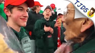 MAGA vs. Native Americans Confrontation: What Really Happened?