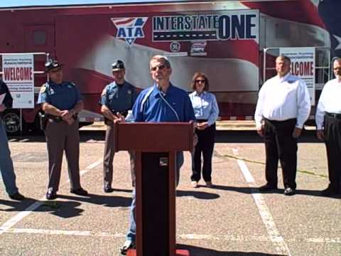 Colorado Motor Carriers Truck Driving Championships June 3. 2011 Kick Off Event