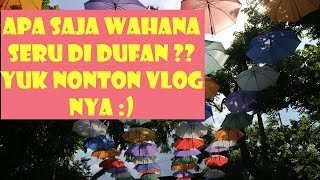 Apa saja sih permainan wahana seru di DUFAN ?! (Dunia Fantasi - Ancol - Jakarta) DUFAN#1