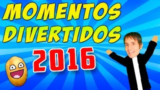 Momentos Divertidos de Top Manias 2016