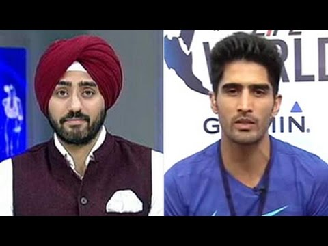 Floyd Mayweather Jr is the real champion: Vijender Singh