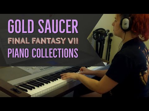 Nobuo Uematsu - Gold Saucer