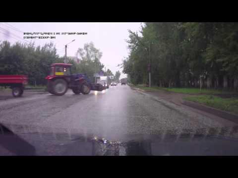 ДТП 25.07.2013 г. Киров ул. Ердякова