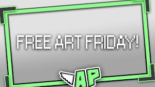Free Art Friday #28 - The Anime Pilot's Face-cam Overlay