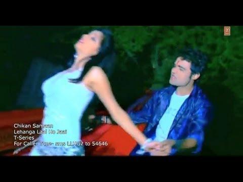 Chikan Samaan Bhojpuri Holi Naughty New Video Lehanga Laal Ho...