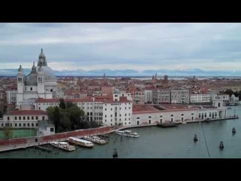 Time Lapse Video of Sail Away out of Venice, Italy on MSC Preziosa - 23 Aug 2014