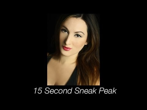 15 Second Sneak Peek: Scarlett Johansson | Lucy | Avengers | Makeup Tutorial by Margaret Kimura