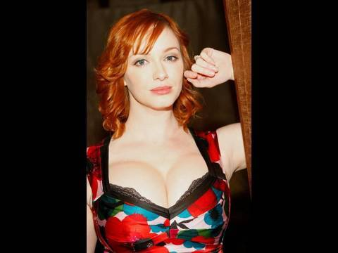 Christina Hendricks: Perfect Role Model? Video