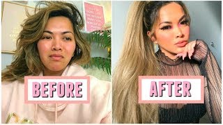 24 Hour Ugly To Attractive Transformation! Glow Up Challenge!