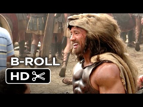 Hercules B-ROLL (2014) - Dwayne Johnson, Ian McShane Mythology Movie HD
