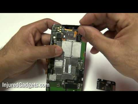 Motorola Droid Bionic XT875 Touch Screen Glass Digitizer & LCD Display Repair Replacement Guide