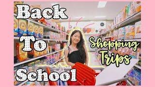 [BACK TO SCHOOL VLOG] 😜 ĐI MUA SẮM CHO NĂM HỌC MỚI CÙNG TRÂN NÀOO 🎒 Target + IKEA ✨| Diane Le