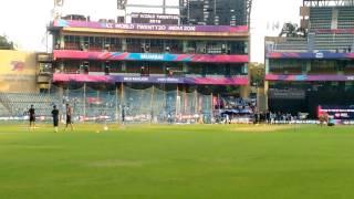 Team India net session at Wankhede Stadium, ICC World Twenty20