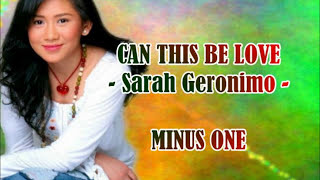 Watch Sarah Geronimo Can This Be Love video
