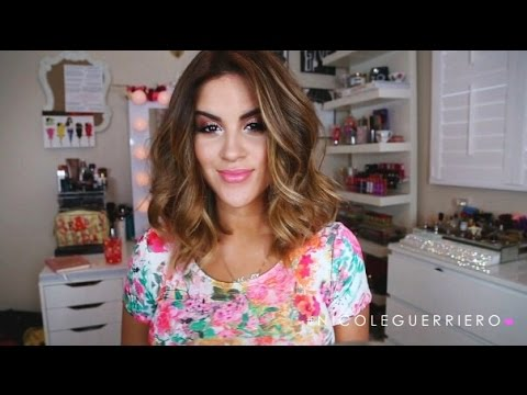 Get Ready With Me: Daytime Glow -- Pop Up Video