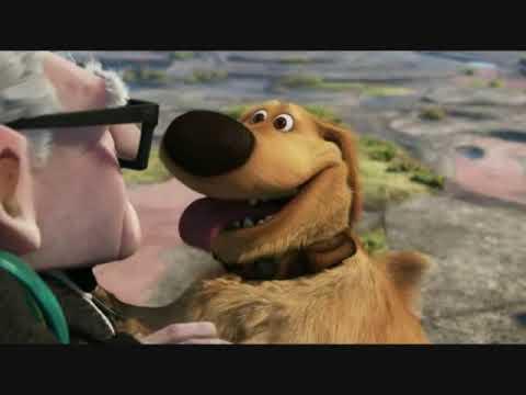 Up Movie Dog Squirrel