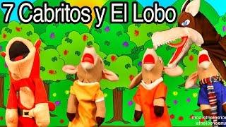 Los 7 Cabritos y El Lobo Feroz con El Mono Sílabo