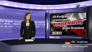 """US-Kongress """"schaltet"""" auf Krieg gegen Rußland"""