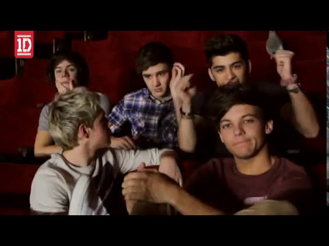 One Direction Funny/Cute moments 2012