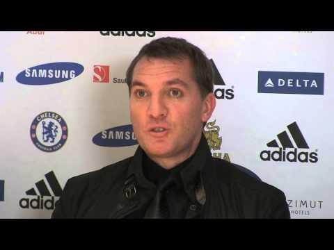 Brendan Rodgers: Liverpool stars 'shouldn't swap shirts' at half-time