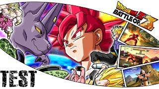 Full Démo Dragon Ball Z Battle of Z