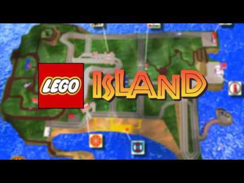 The Information Center - LEGO Island
