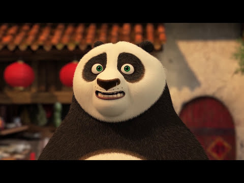 You Are Awesome   NEW KUNG FU PANDA