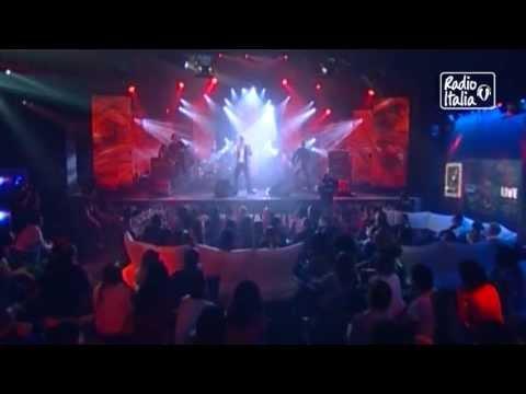 Modà – Dimmelo, live 2013 a RadioItaliaLive