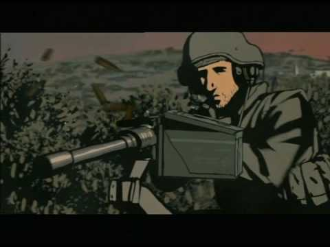Zombie, performed by Songgroup + Scenes from Waltz with Bashir