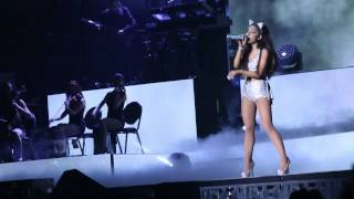 Ariana Grande - Honeymoon Avenue (25/05/2015@Milano)