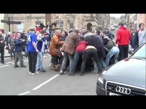 Jedburgh Hand Ba' 2012