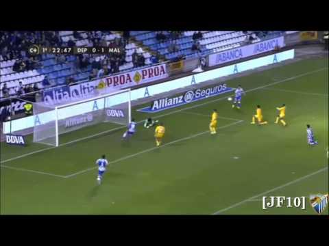 Debut de Guillermo Ochoa con el Málaga CF | 16avos de Final  Copa del Rey -  Deportivo vs Málaga