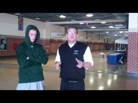 Trinity High School (Louisville, KY) State Basketball Tournament Commercial