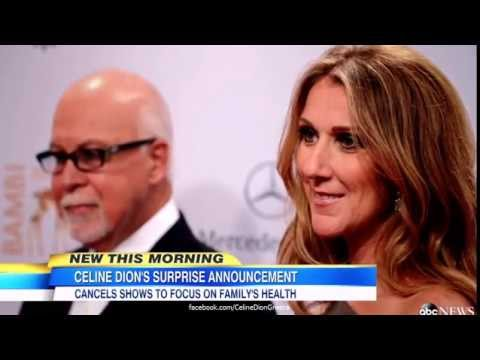 Celine Dion Puts Her Career On Hold 16/8/2014 (GMA News)